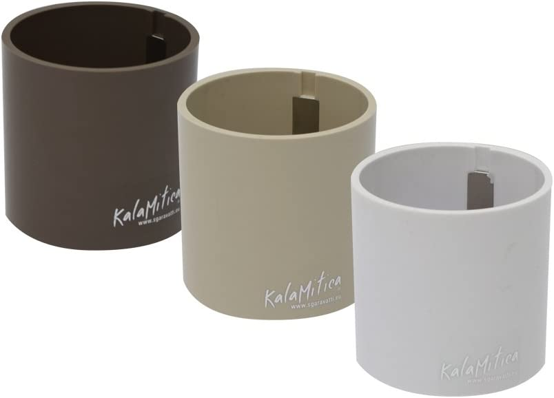 Lead Tone KalaMitica Diameter 6 cm Set of 3 Cylinder Magnetic Containers