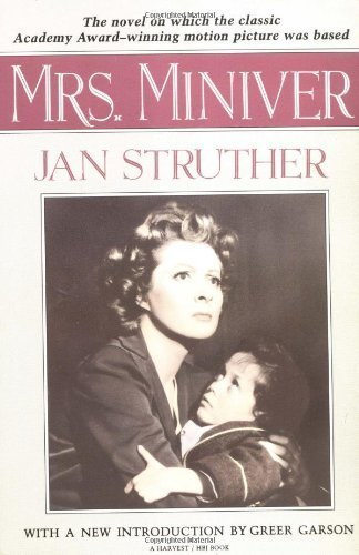 Mrs. Miniver Paperback March 19, 1990