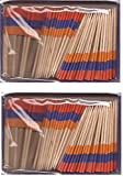 2 Boxes of Mini Armenia Toothpick Flags%