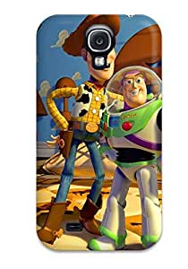 Special Design Back Toy Story () Phone Case Cover For Galaxy S4