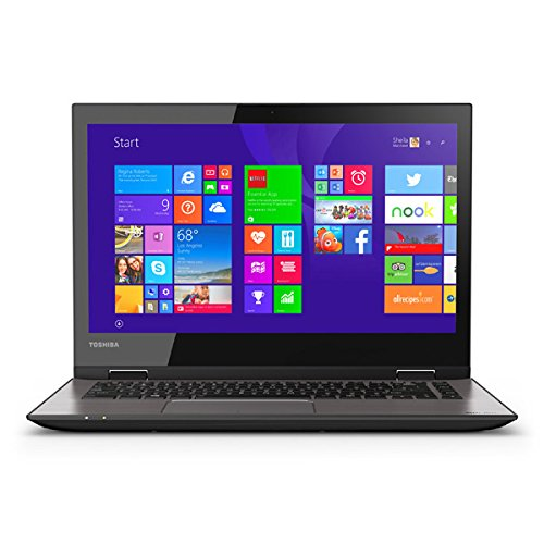 Toshiba Satellite Radius14 E45W-C4200 Laptop Notebook Windows 8 - - 6GB RAM - 500GB HD - 14 inch display
