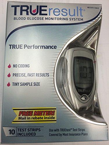 Kit TrueResult glycémie Starter