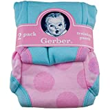 Gerber Training Pants girls (6-pairs) (18-24 months)
