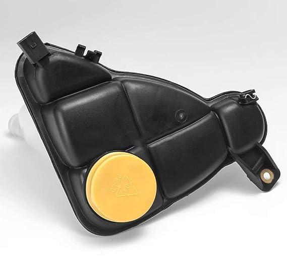 Loovey 2515000049 For Mercedes-Benz W251 V251 R320 R350 R500 R63 AMG 2006-2012 Radiator Coolant Expansion Tank Bottle Reservoir