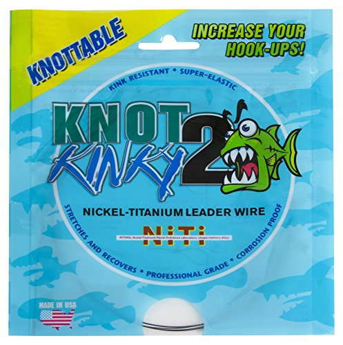 Knot2Kinky NT00915C Wire 18-Pound, (Anneal Wire)