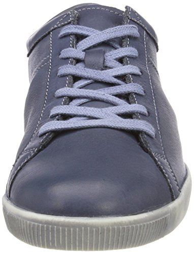 Tom 534 Blu Sneaker Washed Uomo Navy Softinos 1AqZ868