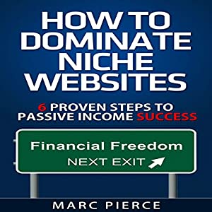 How to Dominate Niche Websites Audiobook