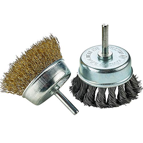Katzco Wire Wheels Brush