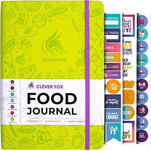 Keep track of what you're eating with a food journal