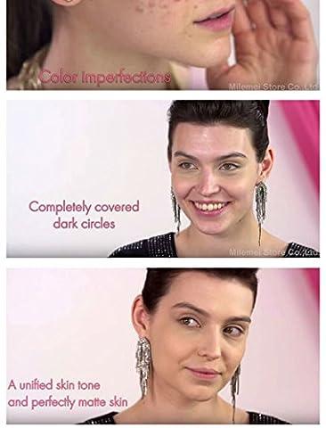 #211#100% original Dermacol make-up base cover 30g Dermacol Foundation Makeup Concealer Foundation Contour - Giorgio Armani Concealer