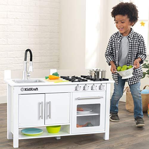Little Cook's Work Station Kitchen by KidKraft (Image #1)