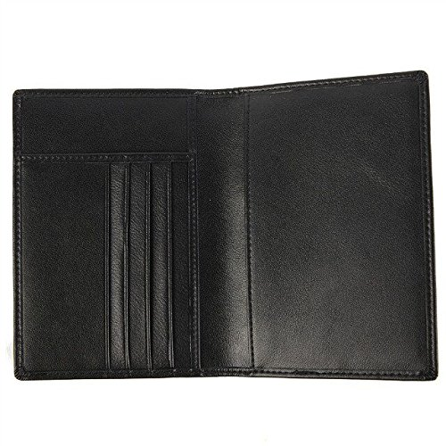 ONXO Leather Passport Holder Travel Wallet Cover Case for Men & Women