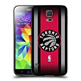 Official NBA Halftone Gradient Toronto Raptors Replacement Battery Cover for Samsung Galaxy S5 / S5 Neo
