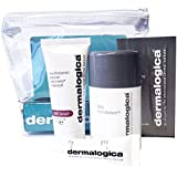 Dermalogica Skin Care Kit Power Recovery Masque 0.5 Oz, Daily Microfoliant 0.45 Oz Intensive Eye Repair 0.1oz set