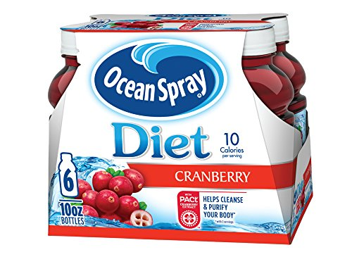 ocean spray sparkling cranberry - 7