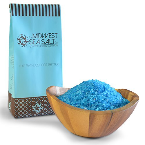 Fresh Rain Mediterranean Sea Bath Salt Soak - 5lb (Bulk) - Coarse Grain