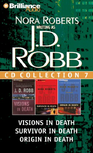 J. D. Robb CD Collection 7: Visions in Death, Survivor in