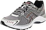ASICS Men's GEL-Foundation 10 Running Shoe,Lightning/Black/Flame,8.5 M US