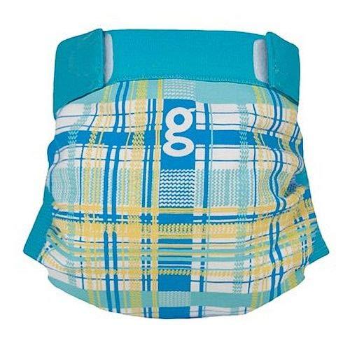 atmungsaktiv Gr/ö/ße S in verschiedenen Farben Groundhog Brown Windelh/öschen aus Baumwolle gPants