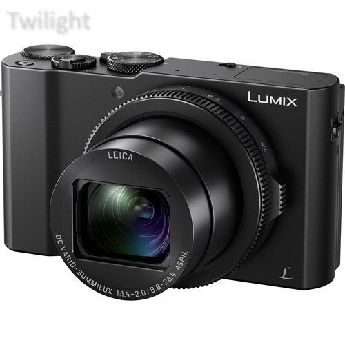 (Panasonic Lumix DMC-LX10 Digital Camera (International Model))