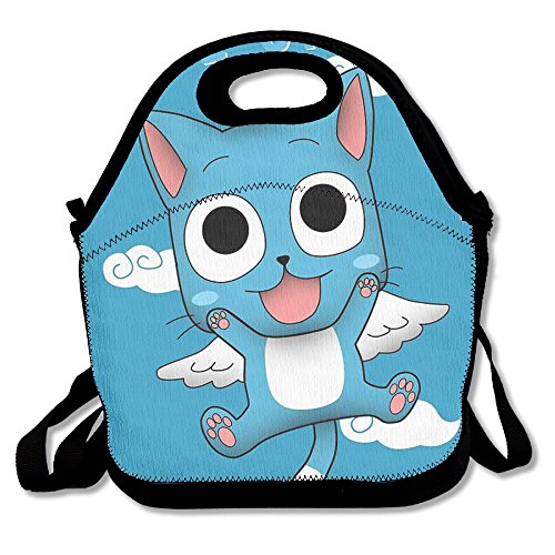 TuJa Fairy Tail Lunch Box Bag For Women, Adults, Kids, Girls, And Teen Girls