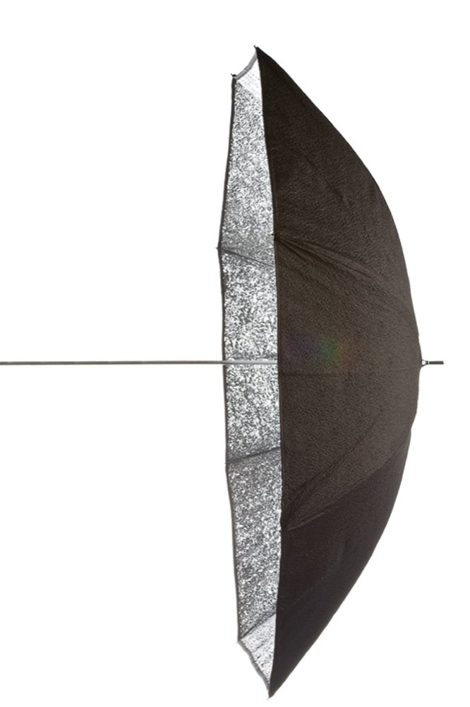 Elinchrom 105cm Pro Umbrella - Silver (EL26361)