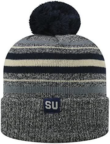 Top of the World Syracuse Orangemen Official NCAA Cuffed Knit Incline Stocking Stretch Sock Hat Cap Beanie 484150