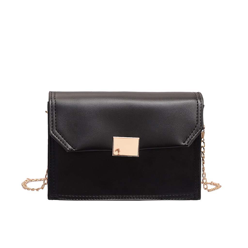 Women Wild Messenger Bag Fashion One-Shoulder Small Square Bag by VEZAD (Image #1)
