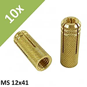 Fischer ms - Taco laton ms 12x37