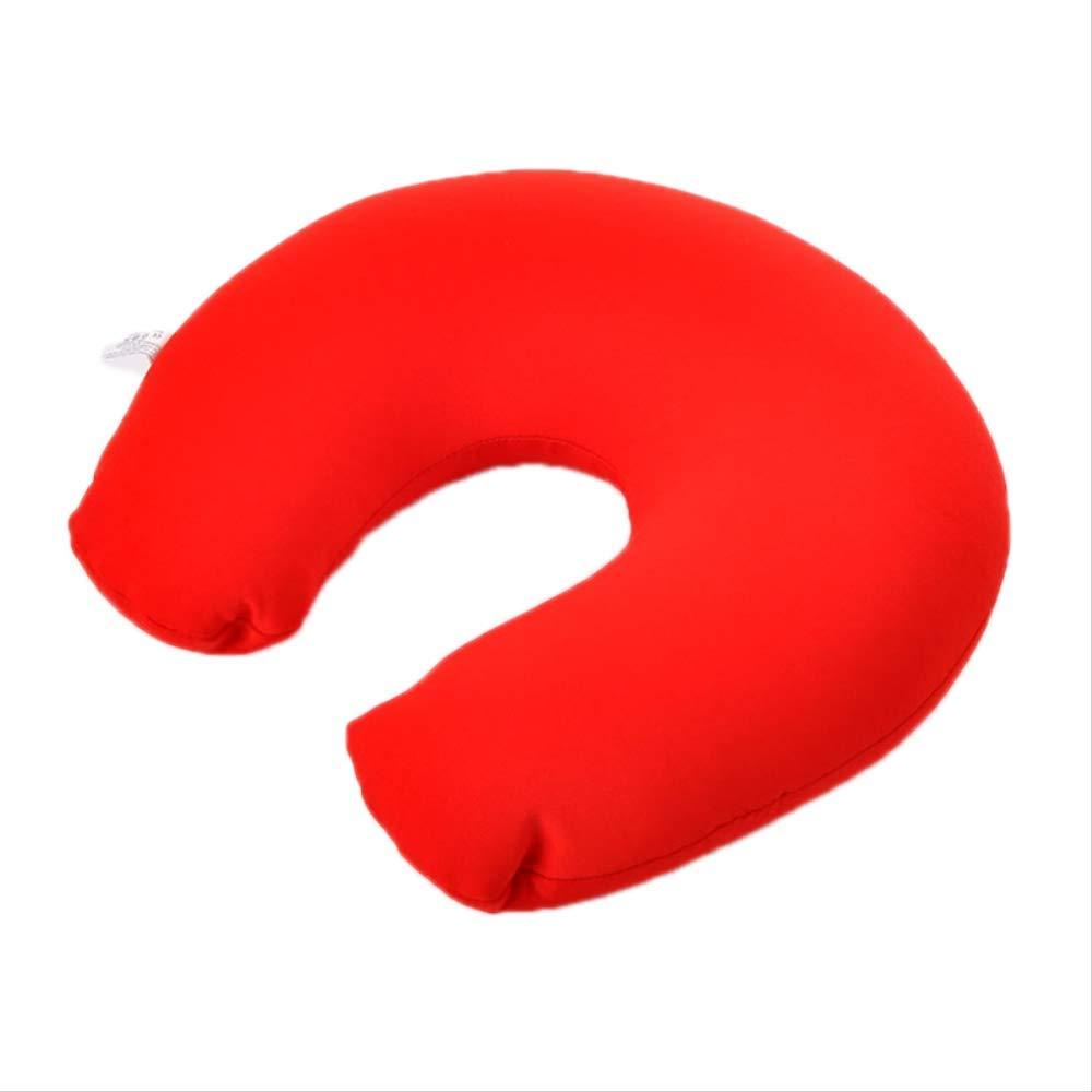 WZ YDTH U-Shaped Soft Travel Pillow Sleep Head Rest Neck Pad Office Car Flying Air Pillow Memory Cotton Pillow by WZ YDTH