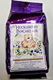 Wild Huckleberry Buttermilk Pancake Mix 15 oz dry Mix in Foil Bag