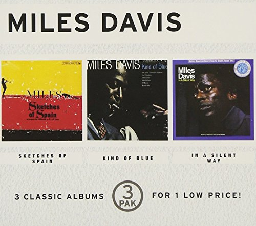 Price comparison product image Sketches Of Spain / Kind Of Blue / In A Silent Way [3-CD SET]