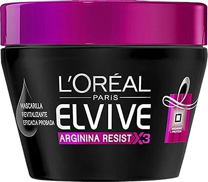 LOréal Paris Elvive Mascarilla Arginina Resist - 300 ml