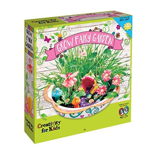 Creativity For Kids Enchanted Fairy Garden Kit