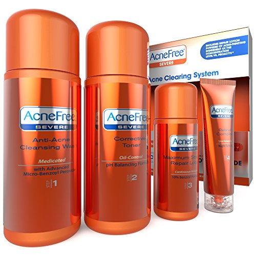 AcneFree Step Severe Acne Treatment product image