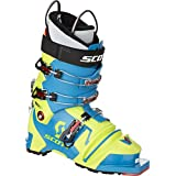 Scott Voodoo 75mm Telemark Boot - Men's Blue/Green, 26.5