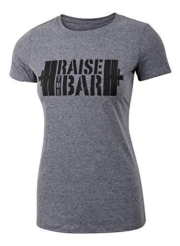raise-the-bar-gray-womens-barbell-workout-triblend-crew-t-shirt