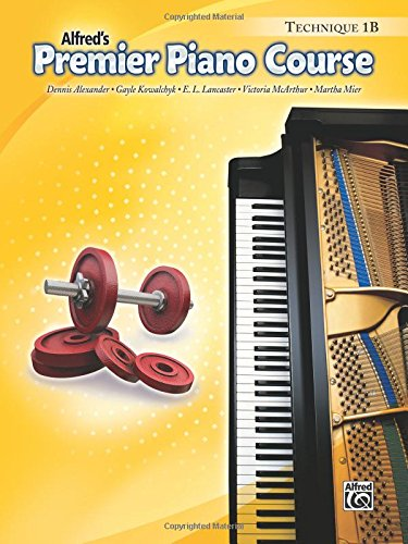 Premier Piano Course Technique, Bk - Center City Lancaster