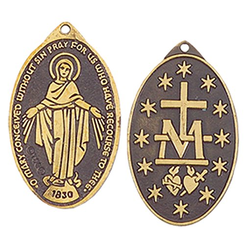 The Miraculous Faith Medal