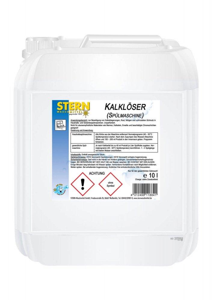 STERN Detergente - Líquido antical (lavavajillas) 10 L bidón ...