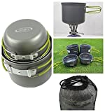 G4Free Outdoor Camping pan Hiking Cookware