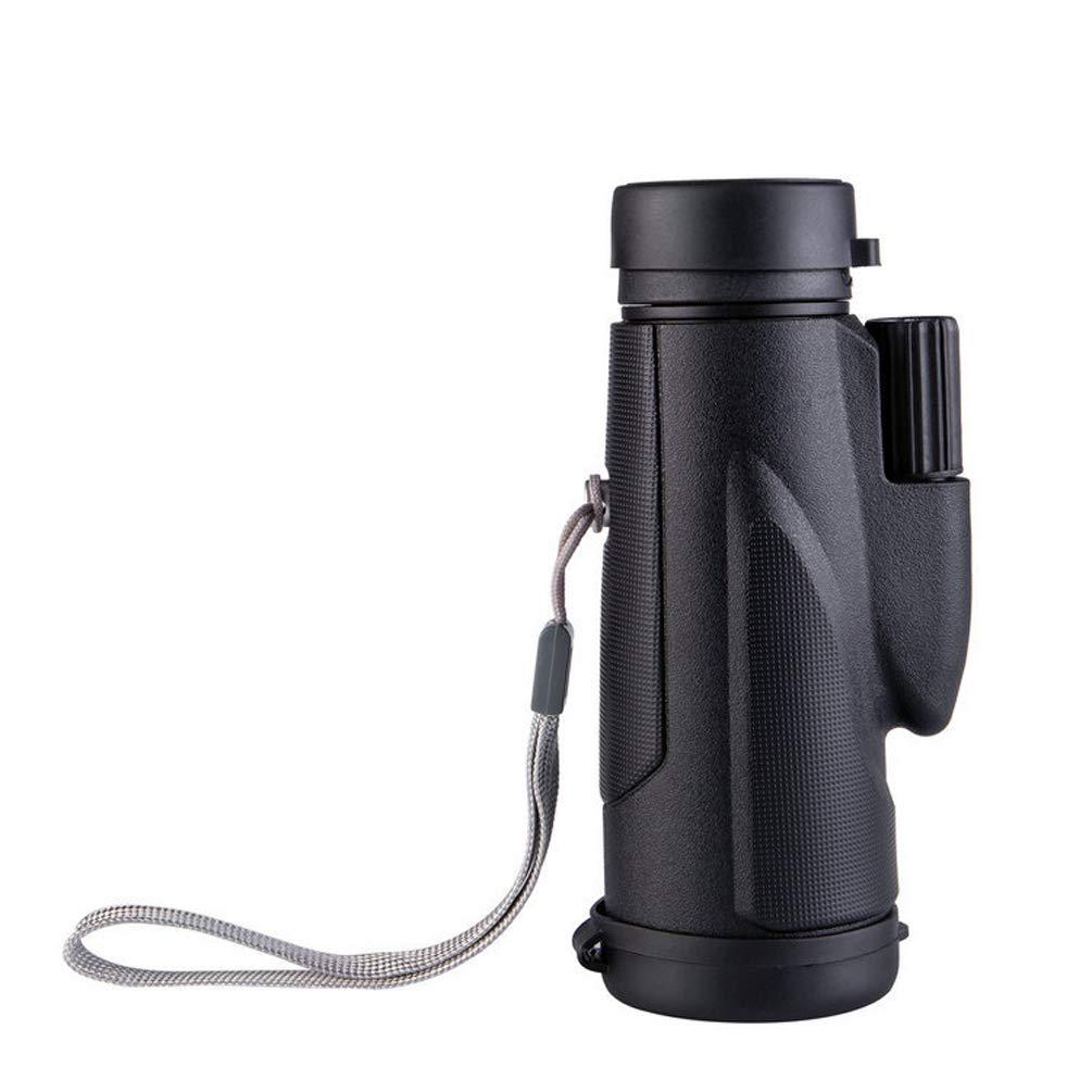 高級感 KASOS 単眼鏡 望遠鏡 12x50 BAK4 プリズム HDビュー 防水 クリア 単眼鏡 ハイキング アウトドア ハンティング用  Set A B07L6GSS6Z, カネガサキチョウ 217785db
