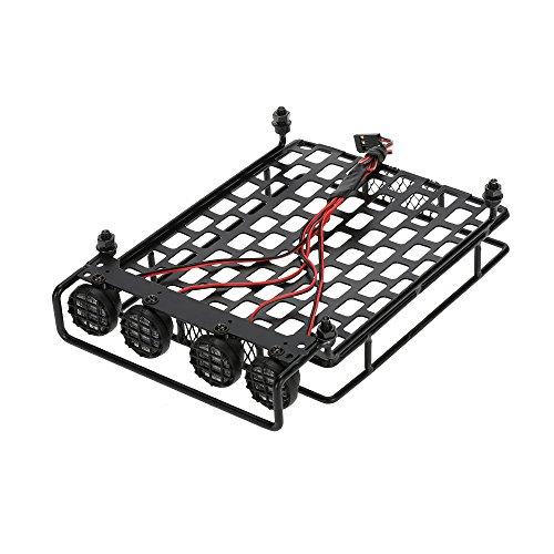 goolsky-austar-ax-515a-roof-luggage-rack-with-led-light-bar-for-1-10-1-8-cc01-cr01-d90-axial-scx10-r