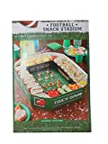 Football Snack Stadium – Food Serving Display For Home or Tailgating
