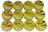 Bach Rescue Pastilles Variety Pack of 12
