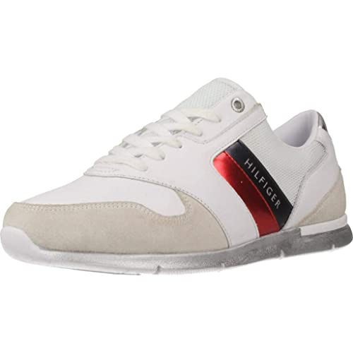 Tommy Hilfiger Sneaker White FW0FW03785020, pour Femme