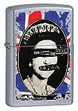 Zippo Sex Pistols Street Chrome Lighter