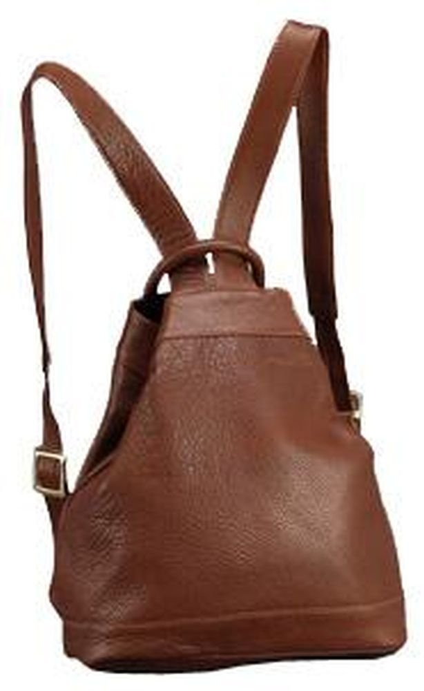 Sven Design Sling Backpack Cognac Tan