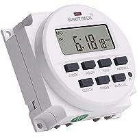 FairOnly - Temporizador digital con temporizador de alimentación