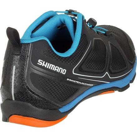 Shimano SH-CT71 Cycling Shoe - Men's Black, 46.0